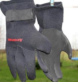 fingervanter uden fingre